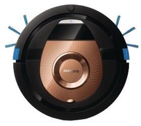 Пылесос-робот Philips FC8776 черный