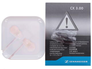Наушники Sennheiser CX 3.00