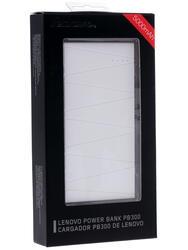 Портативный аккумулятор Lenovo PB300 белый