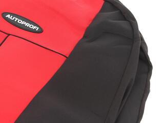 Чехлы на сиденье AUTOPROFI TT-902P красный