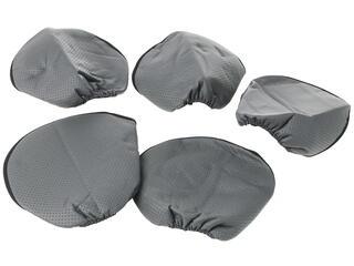 Чехлы на сиденье AUTOPROFI MATRIX MTX-1105G черный