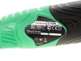 Углошлифовальная машина Hitachi G13SN-NA