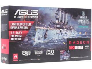 Видеокарта ASUS AMD Radeon RX 480 [RX480-8G]