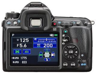 Зеркальная камера Pentax K-3II Body черный