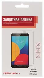 "5""  Пленка защитная для смартфона Meizu M3s mini"