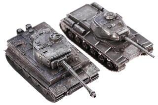 Набор моделей World of Tanks - Противостояние