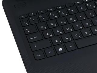 """15.6"""" Ноутбук HP Notebook 15-ac001ur черный"""