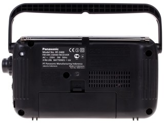Радиоприёмник PANASONIC RF-2400EE9-K