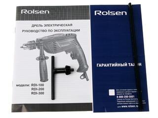 Дрель Rolsen RDI-300