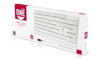 Клавиатура SmartBuy SBK-208U-W One