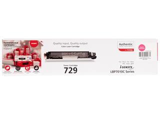Картридж лазерный Canon 729M