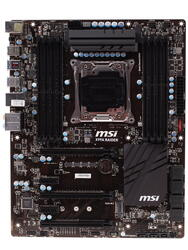 Материнская плата MSI X99A RAIDER