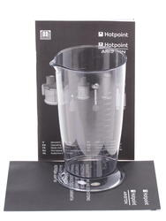 Блендер Hotpoint-ariston HB 0701 AX0 серебристый