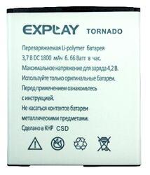 Аккумулятор Partner для Explay Tornado