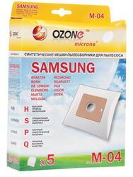 Мешок-пылесборник Ozone microne M-04