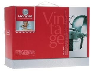 Кастрюля Rondell Vintage RDS-343 серебристый
