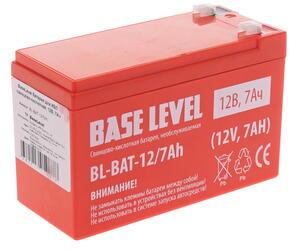 Аккумуляторная батарея для ИБП BaseLevel BL-BAT-12/7Ah