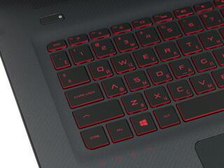 """17.3"""" Ноутбук HP Omen 17-w013ur черный"""