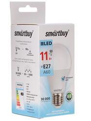 Лампа светодиодная Smartbuy SBL-A60-11-40K-E27-A