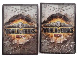 Дополнение для игры World of Tanks Rush. Последний бой