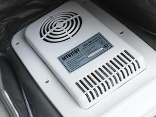 Сумка-холодильник Mystery MTH-16B серый