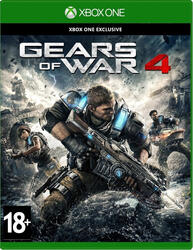 Игра для Xbox One Gears of War 4