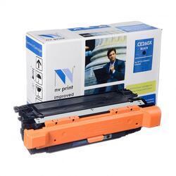 Картридж лазерный NV Print CE260Х