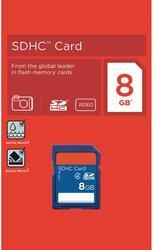 Карта памяти Secure Digital Memory Card SDHC 8 Гб