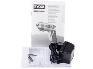 Аккумуляторная отвертка Ryobi R4SD-L13C