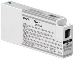 Картридж Epson T8247 повышенной емкости для SureColor SC-P6000/P7000/P7000V/P8000/P9000/P9000V (Серый)