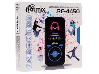 Мультимедиа плеер RITMIX RF-4450 черный