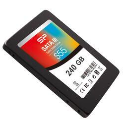 240 ГБ SSD-накопитель SiliconPower Slim S55 [SP240GBSS3S55S25]