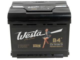 Автомобильный аккумулятор Westa 6ст-56 VLR