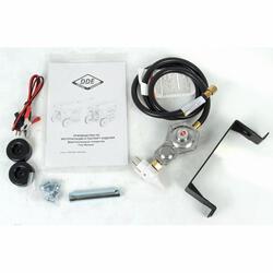 Бензиновый электрогенератор DDE DPPG5801E