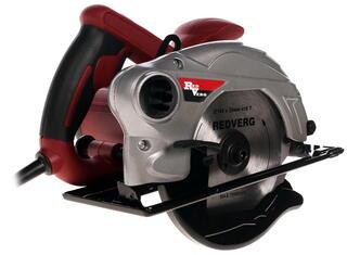 Пила дисковая Redverg RD-CS130-55