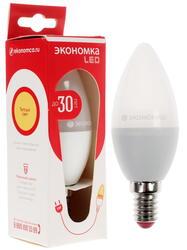 Лампа светодиодная Экономка LED 5W CN E1430