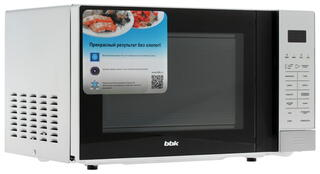 Микроволновая печь BBK 20MWG-736S/BS/RU серебристый