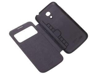 Чехол-книжка  Interstep для смартфона Samsung Galaxy S4 mini (i9190)