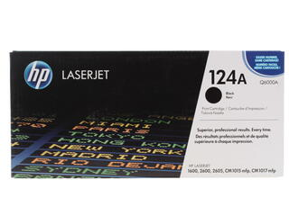Картридж лазерный HP 124A (Q6000A)