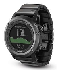 Спортивные часы Garmin fenix 3  черный