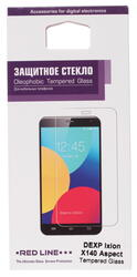 "4.2"" Защитное стекло для смартфона DEXP Ixion X140 Aspect"