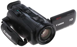 Видеокамера Canon LEGRIA HF G40 черный