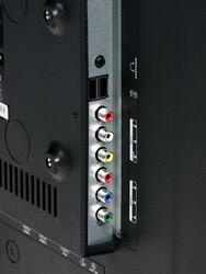 "32"" (81 см)  LED-телевизор DEXP H32B3100E черный"