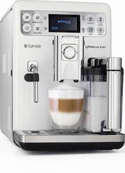 Кофемашина Philips HD8859/01 серебристый