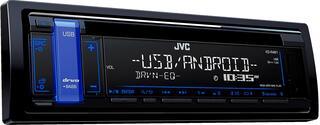 Автопроигрыватель JVC KD-R481