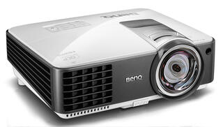 Проектор BenQ MX806ST белый