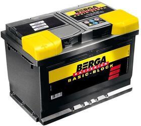 Автомобильный аккумулятор BERGA EN510