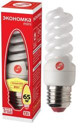 Лампа люминесцентная Экономка T2 SPC 13W E2727
