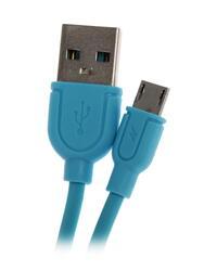 Кабель Remax Souffle  USB - micro USB синий