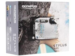 Компактная камера Olympus Tough TG-870 черный